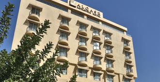 Alqasr Metropole Hotel - Amã - Edifício