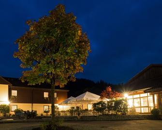 Wagners Hotel Im Frankenwald - Steinwiesen - Building