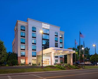 Fairfield Inn and Suites by Marriott Charleston - Charleston - Edificio
