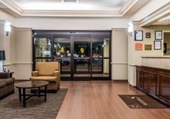 Sleep Inn and Suites Dothan - Dothan - Lobby