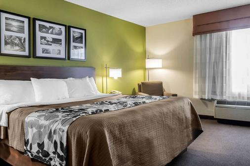 Sleep Inn and Suites Dothan - Dothan - Bedroom