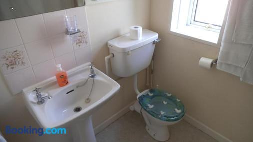Thalatta Guest House - Saint Helier - Bathroom