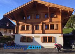 B&B Panorama - Gstaad - Building