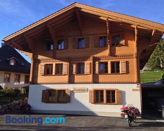 B&B Panorama - Gstaad - Building