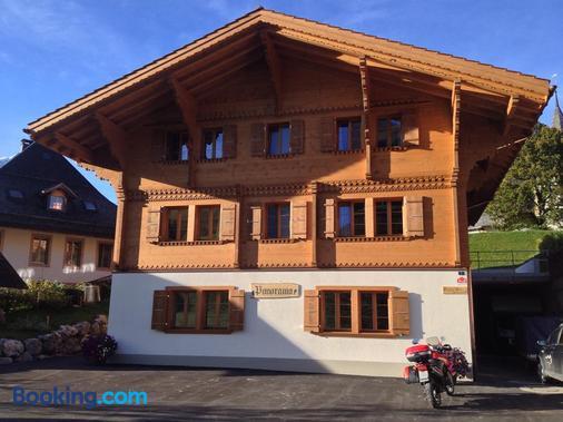 B&B Panorama - Gstaad - Gebäude