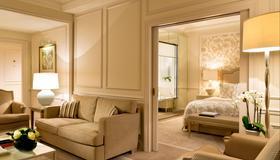 Beau-Rivage Palace - Lausana - Sala de estar