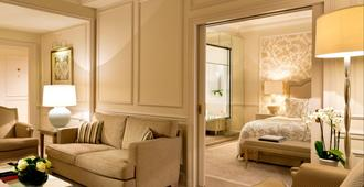 Beau-Rivage Palace - Lausanne - Living room