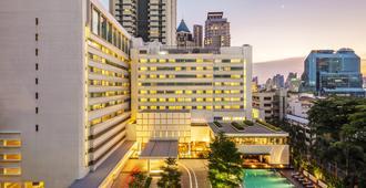 Como Metropolitan Bangkok - בנגקוק - נוף חיצוני