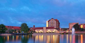 Sheraton Westport Chalet Hotel St. Louis - St. Louis - Pemandangan luar