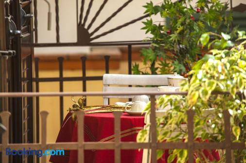 Hotel Villa Il Castagno - Florence - Ban công