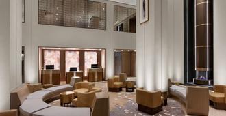 The Clift Royal Sonesta Hotel - סן פרנסיסקו - לובי