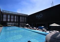 水京棧國際酒店 - 高雄市 - 游泳池