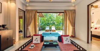 Mövenpick Asara Resort & Spa Hua Hin - הוא הין - חדר שינה