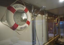 Panda's Hostel - Star Ferry - Hong Kong - Phòng tắm