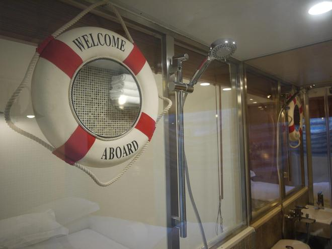Panda's Hostel - Star Ferry - Χονγκ Κονγκ - Μπάνιο