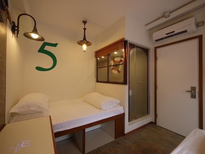 Panda's Hostel - Star Ferry - Χονγκ Κονγκ - Κρεβατοκάμαρα
