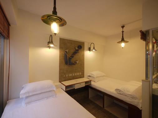 Panda's Hostel - Star Ferry - Hong Kong - Phòng ngủ