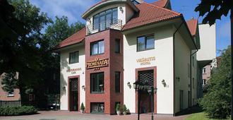 婆美娜德酒店 - 克來佩達 - Klaipeda / 克萊佩達 - 建築
