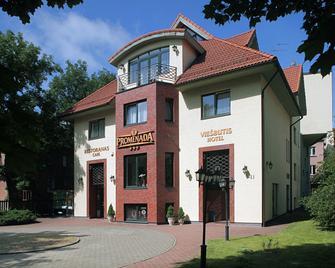 Promenada - Klaipėda - Building