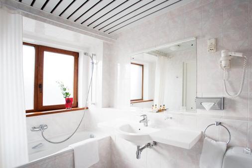 Best Western Vilnius - Vilnius - Bathroom