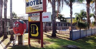 Sunraysia Motel & Holiday Apartments - Mildura