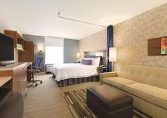 Home2 Suites by Hilton Bellingham Airport - Bellingham - Phòng ngủ