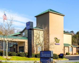 Sleep Inn & Suites Monticello - Charlottesville - Gebouw