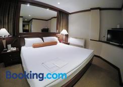 City Lodge Bangkok - Bangkok - Bedroom