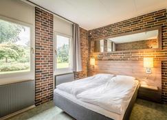 Frederik VI's Hotel - Odense - Slaapkamer