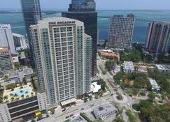 Ob Brickell Miami - Miami - Außenansicht