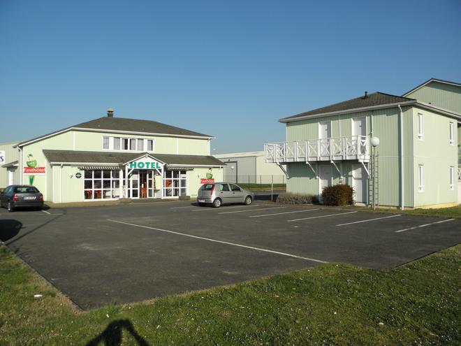 Fasthotel Tours Sud - Chambray-lès-Tours - Building