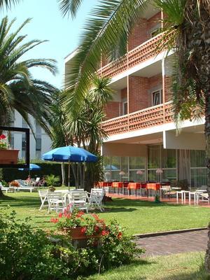 Hotel Marina - Marina di Massa - Βεράντα