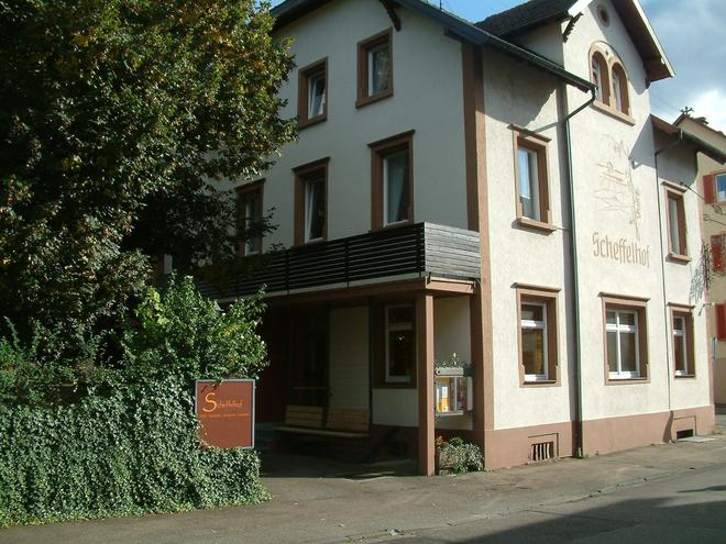 Hotel Scheffelhof - Waldkirch - Edificio