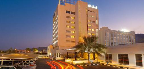 Al Falaj Hotel - Μουσκάτ - Κτίριο