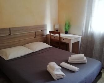 Hôtel de l'Etoile - Андернос-ле-Бен - Bedroom