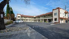 Americas Best Value Inn San Jose Convention Center - San Jose - Building