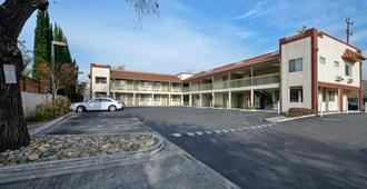 Americas Best Value Inn San Jose Convention Center - San Jose - Building
