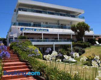 Apart Hotel Terrazas de San Francisco - Piriapolis - Building