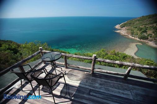 Phangan Utopia Resort - Ko Pha Ngan - Ban công