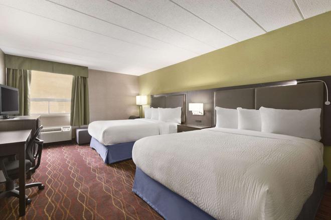 渥太華市中心戴斯酒店 - 渥太華 - 渥太華 - 臥室
