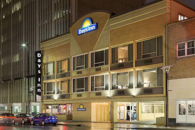 渥太華市中心戴斯酒店 - 渥太華 - 渥太華 - 建築