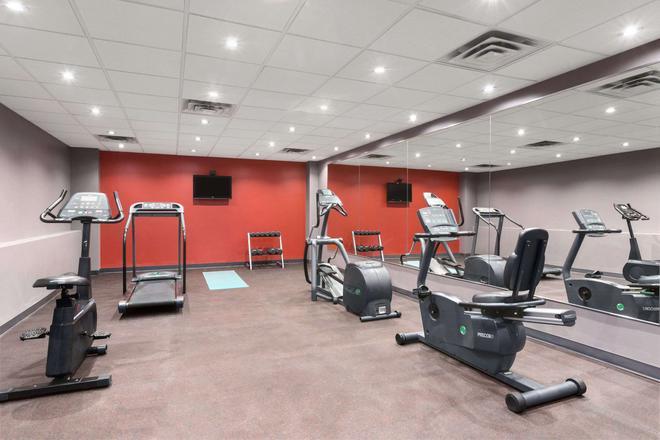 渥太華市中心戴斯酒店 - 渥太華 - 渥太華 - 健身房