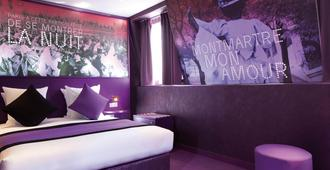 Hotel Montmartre Mon Amour - Paris - Bedroom