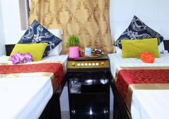 Kamal Traveller Hostel - Hongkong - Makuuhuone