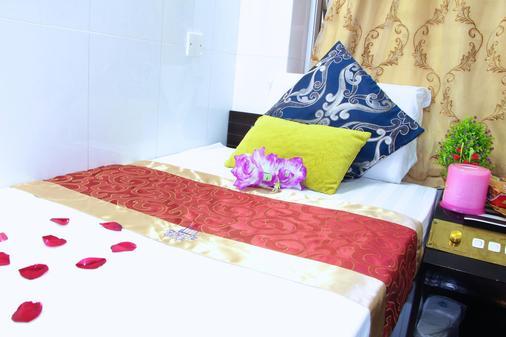 Kamal Traveller Hostel - Hong Kong - Phòng ngủ