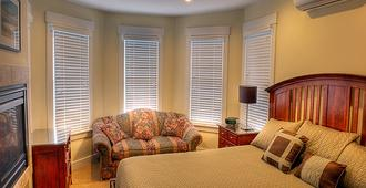 Lotus Guest House - Provincetown - Makuuhuone