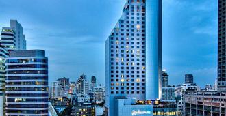 Radisson Blu Plaza Bangkok - Bangkok - Bygning