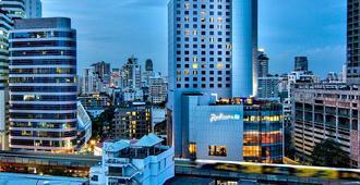Radisson Blu Plaza Bangkok - Bangkok - Rakennus