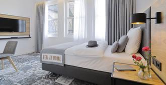 Coffee Fellows Hotel Dortmund - Dortmund - Bedroom