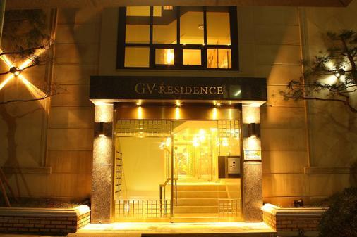 GV Residence - Seoul - Toà nhà